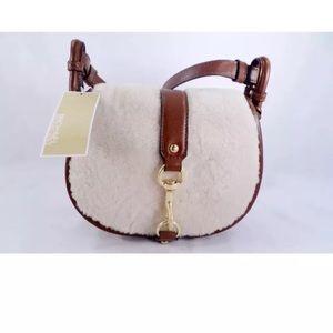 dd6e7e495b9 Michael Kors Bags - Michael Kors Jamie DK Caramel Saddle Bag